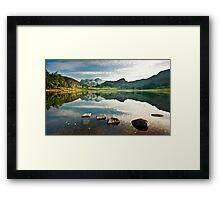 An Early Morning on Blea Tarn Framed Print