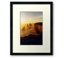 """""""The Twelve Apostles #2"""" Framed Print"""