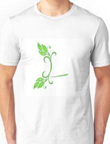 Alphabet -L Unisex T-Shirt