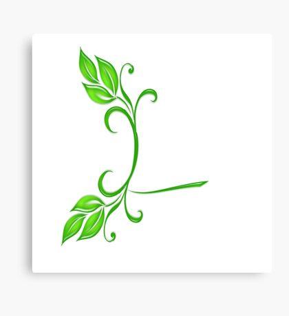 Alphabet -L Canvas Print
