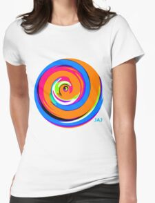 All The Colours 02 Womens Fitted T-Shirt