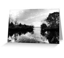 Lake Dardanelle - Arkansas Greeting Card