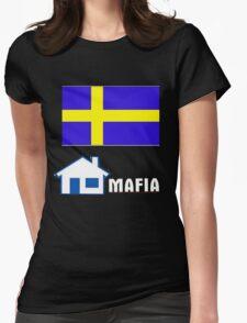 swedish house mafia Womens Fitted T-Shirt