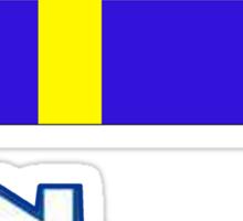 swedish house mafia Sticker