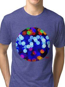 Colourful Confetti Tri-blend T-Shirt