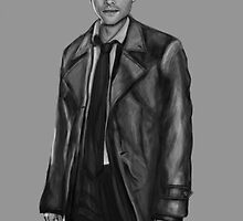 Castiel by zombieconchord