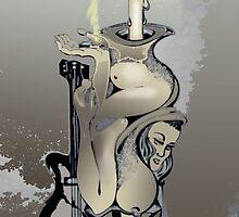 fire or smoke by kseniako