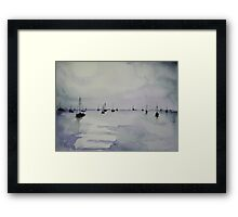 The Pirates  Framed Print