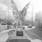 MOTHMAN IS BACK! by James Gibbs