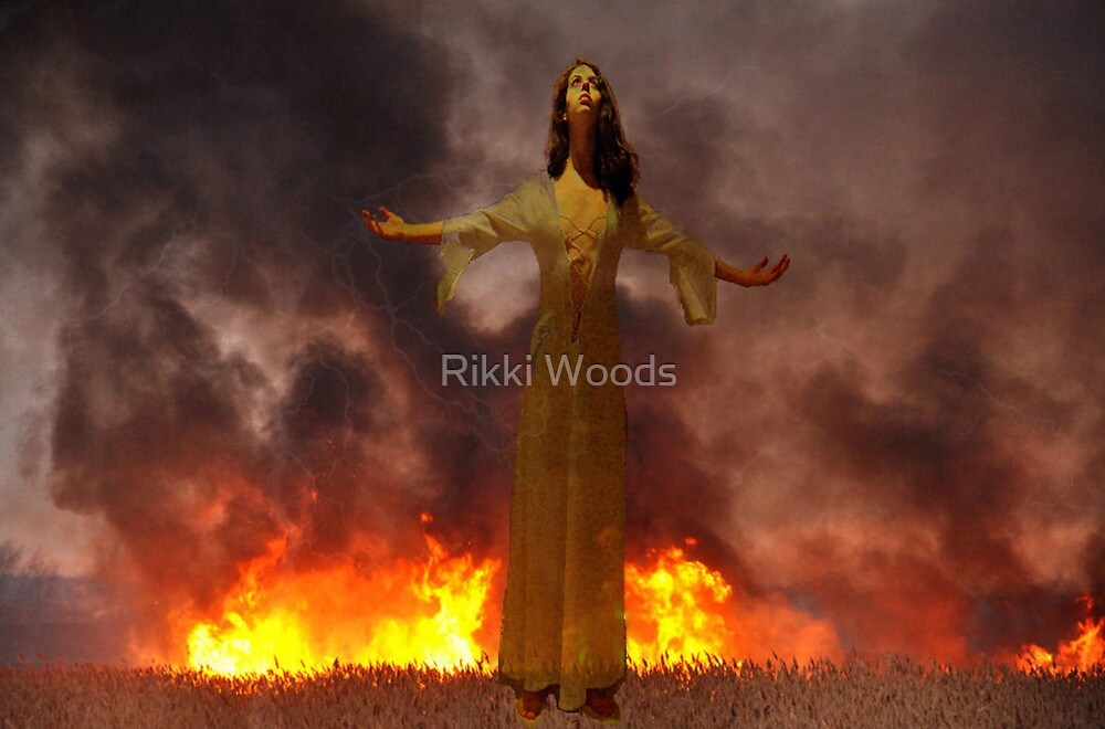 Mother Nature's Ire by Rikki Woods