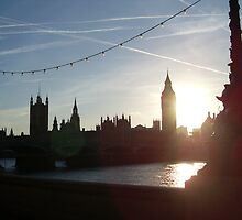 Big Ben from southern side by Andre090904