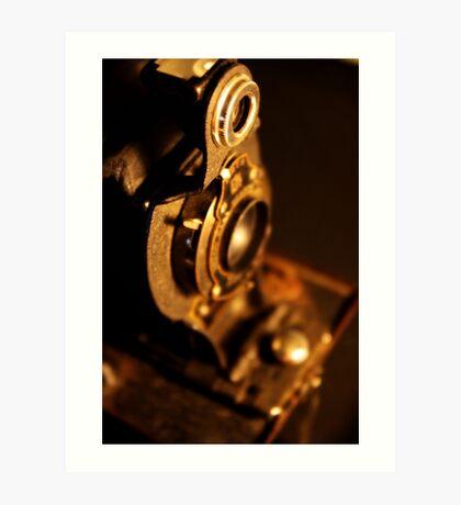 Vintage Lens Art Print