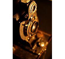 Vintage Lens Photographic Print