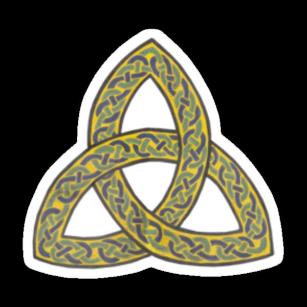 Celtic Trinity Knot by thropots
