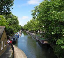 Little Venice in London by Andre090904