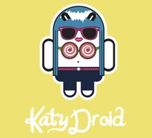 Katy Perry goes Google Android Style! Kids Clothes