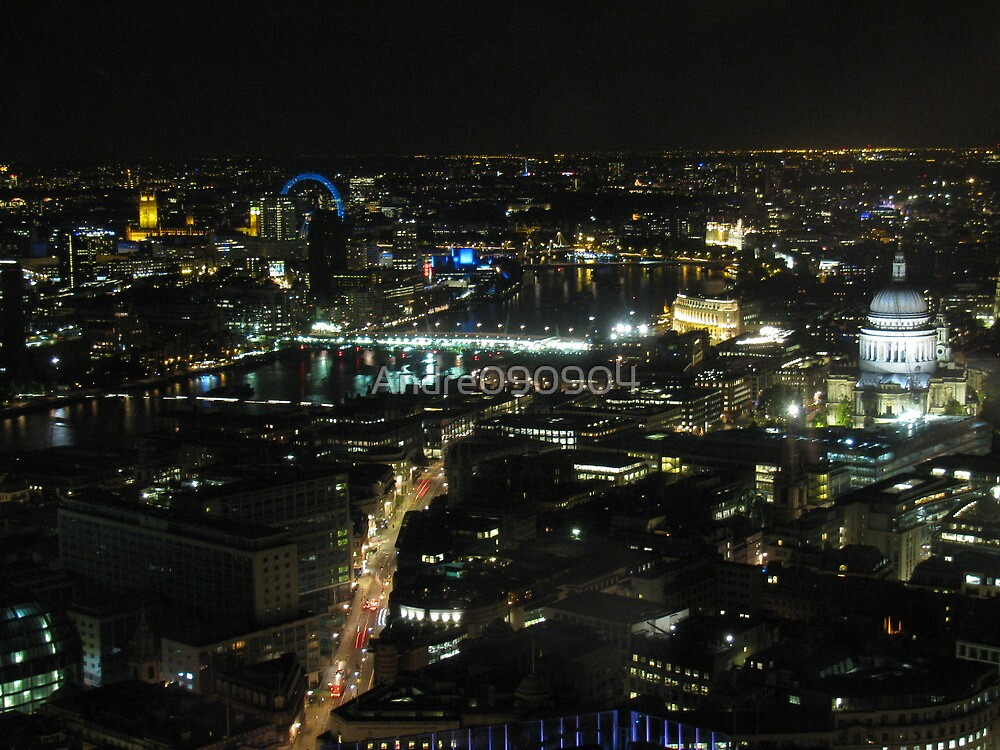 London Ultimate Panorama by Andre090904