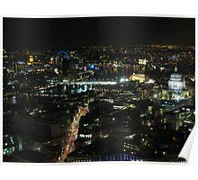London Ultimate Panorama Poster