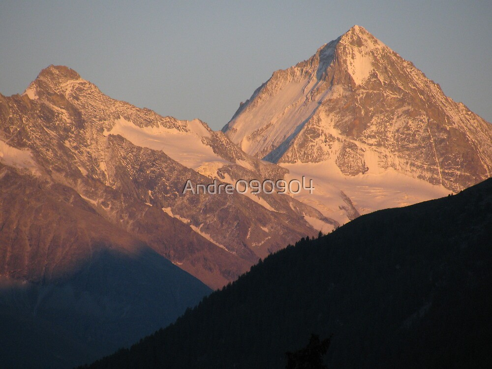 Col de Becs in Switzerland by Andre090904