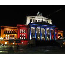 Berlin Concert House Photographic Print