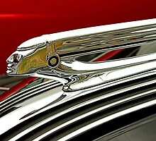 1937 Pontiac Hood Ornament by SuddenJim