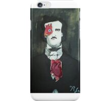 The Tell-Tale Poe  iPhone Case/Skin