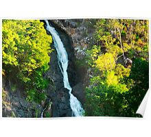 Beautiful Kondalilla Waterfall Poster