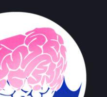 Brainwasher Sticker