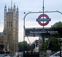 Westminister Abbey-Underground by Darrell-photos