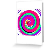 All The Colours Of The Rainbow 01 Greeting Card
