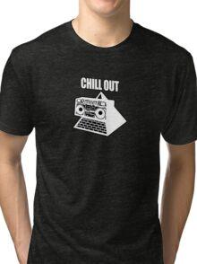 KLF Chill Out Tri-blend T-Shirt