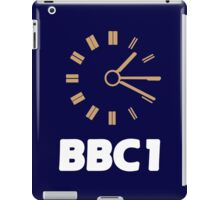 BBC Night Closedown iPad Case/Skin