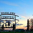Woodlawn Sign by rocamiadesign