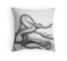 Fetal Throw Pillow
