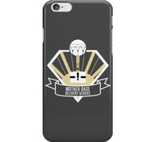 Mother Base Delivery Service iPhone Case/Skin