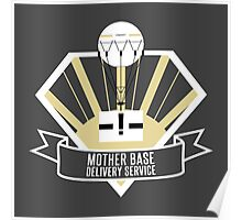 Mother Base Delivery Service Poster