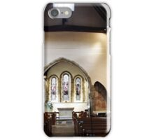 The Church Interior iPhone Case/Skin