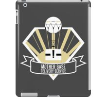 Mother Base Delivery Service iPad Case/Skin