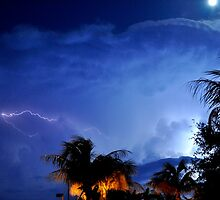 Stormy Night Sky 5 by Nugent Visuality