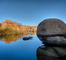 Lonely Rock by Bob Larson