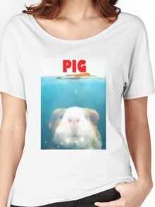 Sea Pig Women's Relaxed Fit T-Shirt