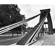 Clifton Suspension Bridge - Bristol Photographic Print
