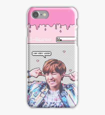 I Am Hobi Trash iPhone Case/Skin