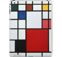 147 goes Dutch iPad Case/Skin