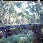 Burke's bridge - Hurstbridge N.E Melbourne by WCurrie