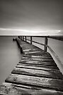 Time Stops on the Jetty by Sean Farrow