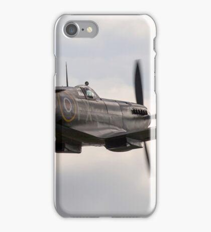 RAF WW2 Spitfire Formation iPhone Case/Skin