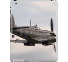 RAF WW2 Spitfire Formation iPad Case/Skin