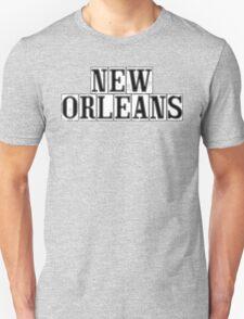 New Orleans Street Tiles Unisex T-Shirt