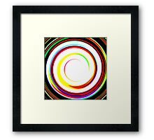 Just Another Case... Framed Print